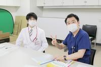 本日、病院見学にお越しいただきました♪ - 長崎大学病院 医療教育開発センター  医師育成キャリア支援室