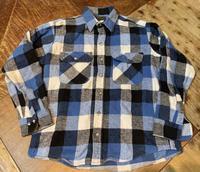 11月28日(土)入荷!90sMADE IN U.S.A CRAFT&BARROW ヘビーネルシャツ! - ショウザンビル mecca BLOG!!