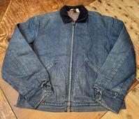 11月28日(土)入荷!60s〜Wrangler vintage denimジャケット! - ショウザンビル mecca BLOG!!