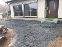 益子町T様邸(エクステリア工事) - (株)仙波建設 現場レポート