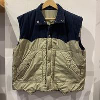 """""""Ocean Pacific"""" リーバーシブルベストジャケット - 「NoT kyomachi」はレディース専門のアメリカ古着の店です。アメリカで直接買い付けたvintage 古着やレギュラー古着、Antique、コーディネート等を紹介していきます。"""
