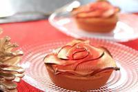 薔薇のタルト - おいしい便り