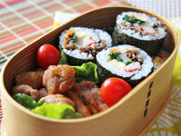 キムパ弁当 - 美味しい贈り物