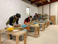 本日の陶芸教室 Vol.1173,1174,1175 - 陶工房スタジオ ル・ポット