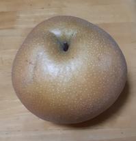 にっこり梨の炊飯器ケーキ - えんがわ日記