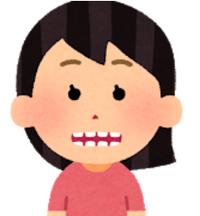 【恐怖】コロナ 回復後に「歯」が抜ける後遺症報告 - フェミ速