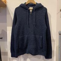 """""""L.L.Bean"""" フルジップフーディー - 「NoT kyomachi」はレディース専門のアメリカ古着の店です。アメリカで直接買い付けたvintage 古着やレギュラー古着、Antique、コーディネート等を紹介していきます。"""