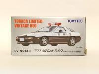 トミーテック・LV-N214a マツダ サバンナRX-7 パトロールカー(警視庁) - 燃やせないごみ研究所
