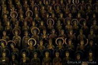 蓮城寺の千体薬師像 - Mark.M.Watanabeの熊本撮影紀行
