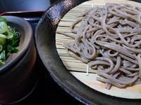 蕎麦とカフェ(町内) - 月下逍遥