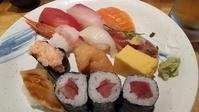お寿司を食べに京へ - 続マシュービ日記