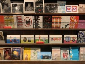 ワタリウム美術館オンサンデーズにてクリスマスカード・年賀状・寒中お見舞いにぴったりなポストカード販売中! - 佑美帖