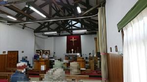 日本聖公会 福山諸聖徒教会