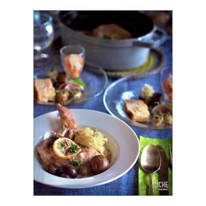 『12月 レッスンスケジュール』 - KUCHE  food works. diary