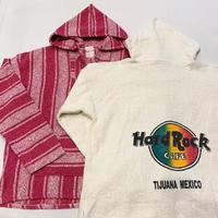 メキシカンパーカー×2! - 「NoT kyomachi」はレディース専門のアメリカ古着の店です。アメリカで直接買い付けたvintage 古着やレギュラー古着、Antique、コーディネート等を紹介していきます。