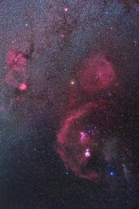 バーナード・ループ(Barnard's Loop) - Qualia