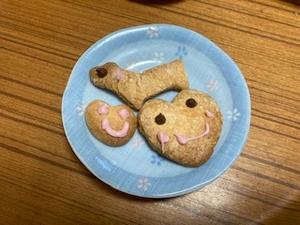 孫からクッキー - あじさい通信・ブログ版