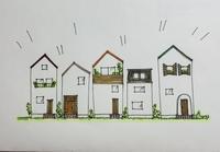 狭小地での設計ポイントについて - カフェスタイルの家づくり~Asako's WORK & LIFE