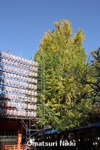 遅ればせながら三の酉の写真を(東京都新宿区花園神社) - お祭り日記 2017-