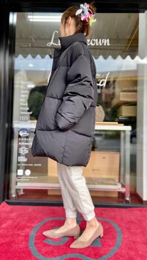 TODAYFUL トゥデイフル TODAYFUL Standcollar Dowm Jacket - 浜松のセレクトショップ サムディ & ディマンシュ samedi et dimanche