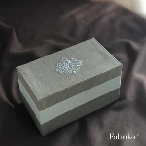 つめかけスタイルと英語のコツ - Fabrikoのカルトナージュ ~神戸のアトリエ~
