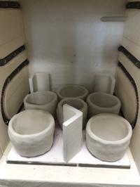 清水小、陶芸作品のその後、6 - 大﨑造形絵画教室のブログ