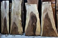 モンキーポッド一枚板木裏使いあり - SOLiD「無垢材セレクトカタログ」/ 材木店・製材所 新発田屋(シバタヤ)