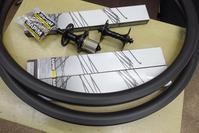 R-FORCEカーボンクリンチャー&ラージハブ手組オーダーチューニングホイールBy 風路駆組 -   ロードバイクPROKU