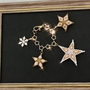 12月は星がたくさん! - 鳥と漫画とビーズなオタク☆本館