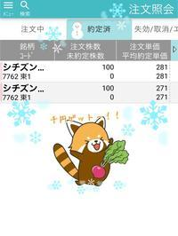 昨日は100円、今日は1,000円‼やったぁ‼欲を抑えて地味トレね(´-ω-`) - にわか投資家はじめました。
