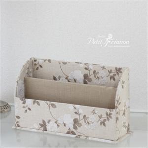 生徒さんの作品 2020年11月④ - Atelier Petit Trianon   *** cartonnage & interior ***