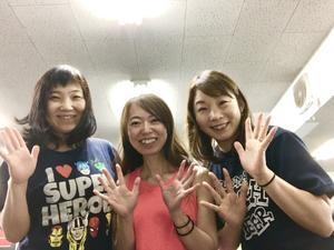 バレトン&バーワークスマスタートレーナー渡辺麻衣子オフィシャルブログ