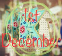 12月なので、アドベントカレンダーをadvent calendar - keiko's paris journal                                                        <パリ通信 - KSL>