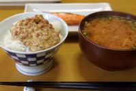 納豆な朝餉 - ぶん屋の抽斗