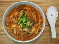 ちゃんと酸っぱ辛い酸辣湯 - sobu 2