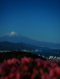 富士山 - 風にふかれて