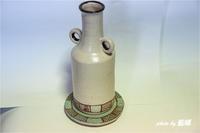 「陶器ボトル」 - 藍の郷
