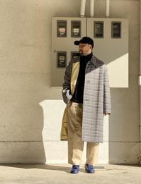 WINTER COODINATE -冬の装い- Pt.2 - メンズセレクトショップ Via Senato
