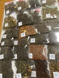 紅茶の会2020♪ - グリママの花日記