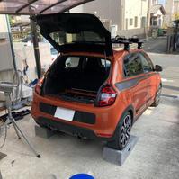 トゥインゴ3 GT 0.9ターボ EDC アーシング施工 - 「ワッキーの自動車実験教室」 ワッキー@日記でごじゃる