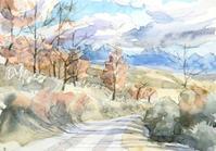 初冬の八ヶ岳 - ryuuの手習い