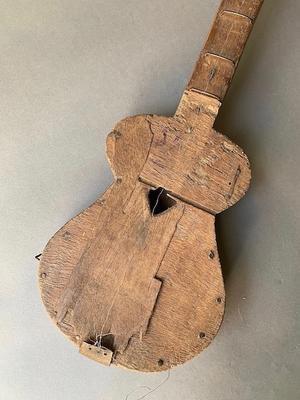 アフリカのギター - Muntkidy