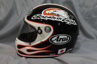 "Arai GP-6S ""Screamin'Eagle"" - YUHIRO&M DESIGNS2"