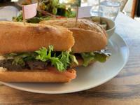 12/5 YRGカフェ鹿肉サンド(2週連続)とCS - 歌うように 歌うようにペダルをまわしたい ♪