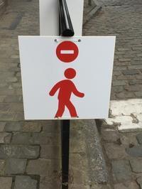 一方通行 - ベルギーの小さなおみせ PERIPICCOLI