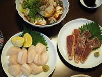魚介のつまみともつ鍋 - sobu 2