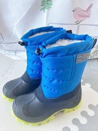 息子のもこもこ長靴&スキーズボン☆ - ドイツより、素敵なものに囲まれて②