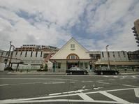 中央線 国立駅から 南武線 谷保駅へ - マスダユタカ の 駅と駅のあいだ