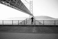 明石大橋から - ON THE CORNER
