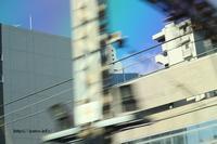 車窓から流れる景色は新幹線から。 - 一場の写真 / 足立区リフォーム館・頑張る会社ブログ